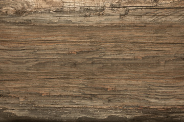 Grungy old wooden background