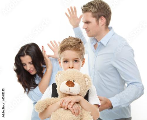 familie streit