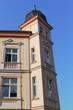Saniertes Turmhaus