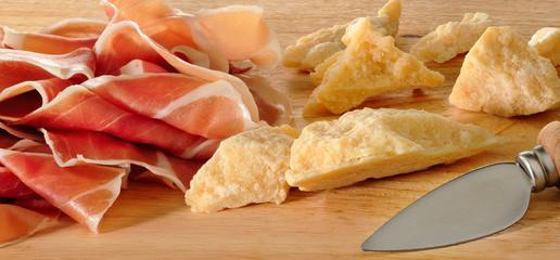 prosiutto e formaggio