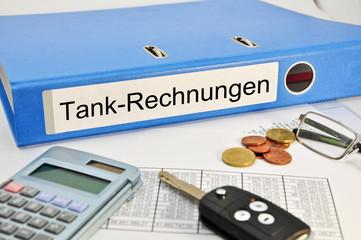 Tank-Rechnungen