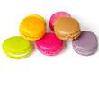 couleurs de macaron