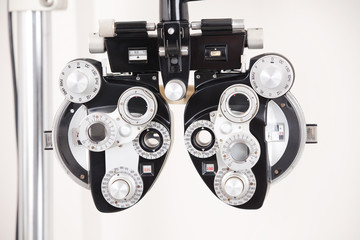Eye Exam Equipment