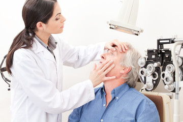 Eyesight Test Examination