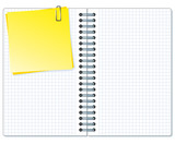 Cahier de notes