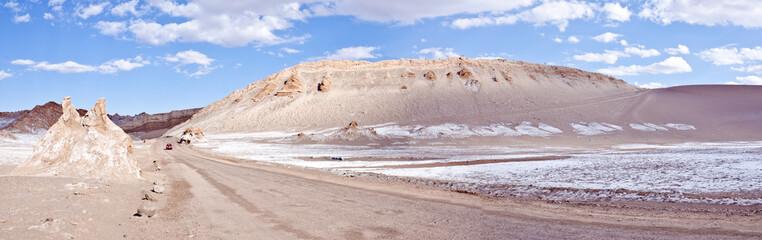 Valley of the Moon Atacama Desert Chile