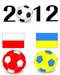 2012 Ukraine and Poland soccer