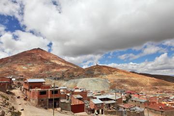 Silver mines of Cerro Rico – Potosi, Bolivia