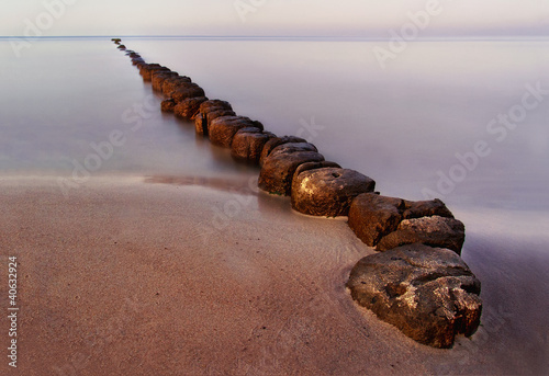 Long exposure breakwater