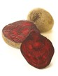 Beetroot, close up, isolated