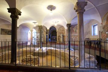 chiesa di Sant'Eustorgio - Milano