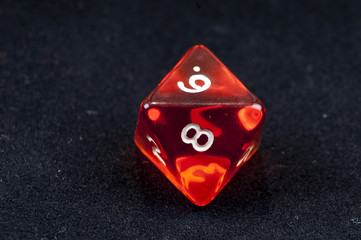 ten type roleplay dice