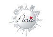 PARIS PLANETE amour