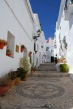 Village street, Frigiliana, Spain © Arena Photo UK