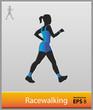 Racewalking