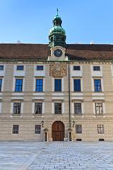 Vienna Hofburg Palace - Inner Square (Innerer Burghof)
