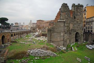 Rome Trajan Forum