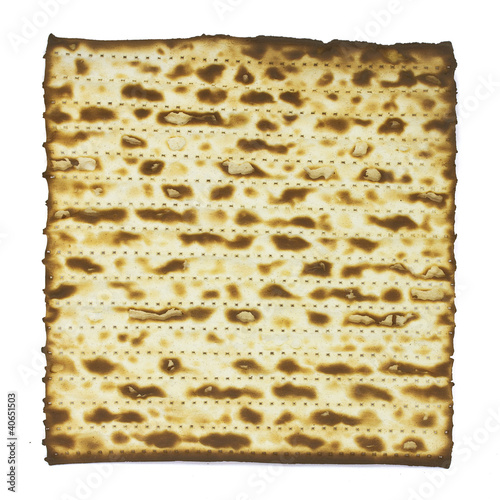 Matza - A traditional jewish food