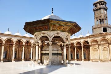 Mosque in Damascus