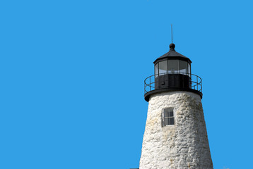 Dyce Head Lighthouse, Castine Maine, USA