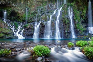 Cascade de Grand-Galet - Ile de La Réunion