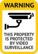 Notice Video Surveillance