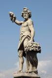 Fototapety Statue of Bacchus