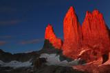 Fototapete Patagonia - Andes - Mittelgebirge