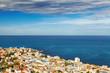 Постер, плакат: Algiers the capital city of Algeria