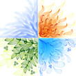 Four elements - 40661119