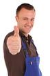 Arbeiter positiv