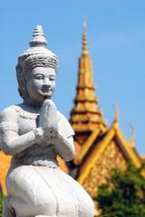 Golden Temple,Cambodia
