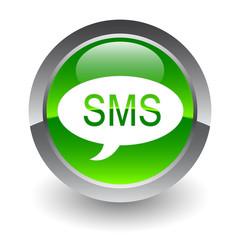sms green button