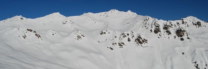 Catena montuosa, Vorarlberg, Austria