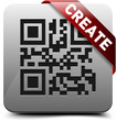 QR Code Create button