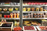 Fototapeta warsztat - jedzenie - Na zakupach