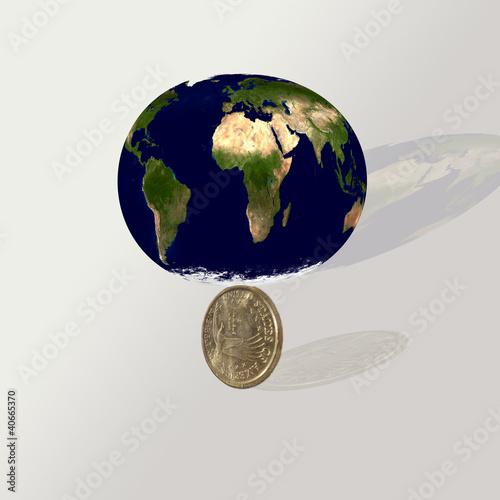 il dollaro regge il pianeta