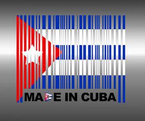 Made in Cuba.