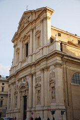 Rome saint Andrea Della Valle church