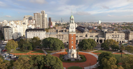 Plaza Monumenta Buenos Aires