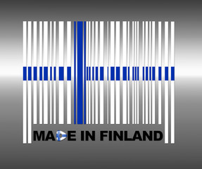 Made in Finland.