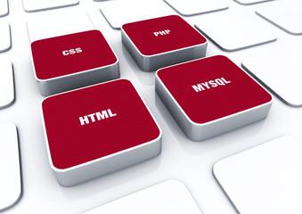 3D Pads Rot - HTML CSS PHP MYSQL 6