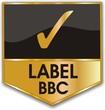bouton label BBC