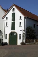 Haus mit Flaschenzug, Bad Salzuflen