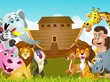 Постер, плакат: Noah ark