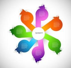 new presentation diagram place for description vector