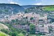 village de Minerve, Hérault, Languedoc