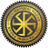 100% Natural Pagan poster