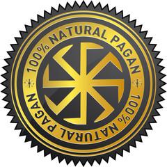 100% Natural Pagan
