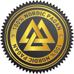 100% Nordic Pagan